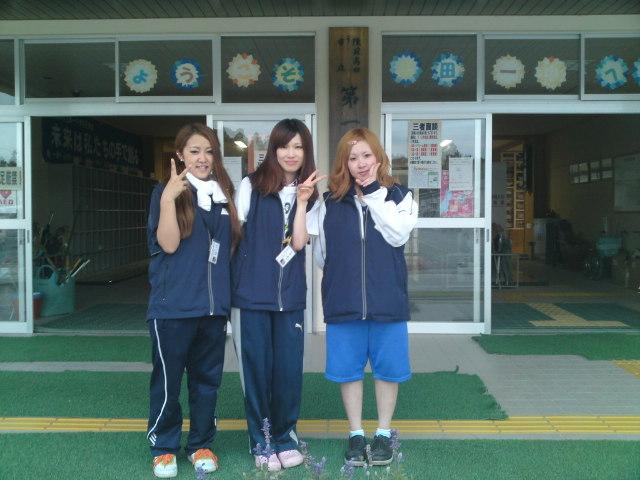 日本赤十字秋田看護大学第八陣目の皆さんです。